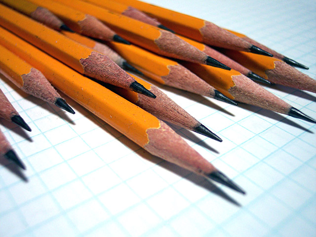 Buďte kreativní - vše si zapisujte